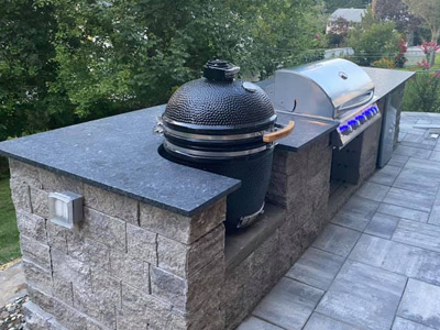 Pizza Oven and Grill